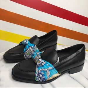 NEW Jeffrey Campbell bollero loafers